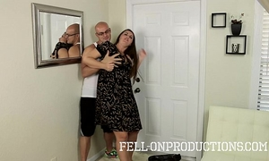 [fell-on productions] madisin lee in my concupiscent mom