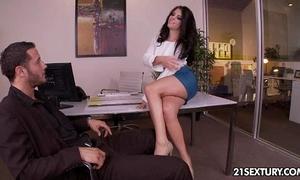 Adriana chechik footsie hotties