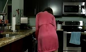 Molly jane in stepson forces mommy to have sex